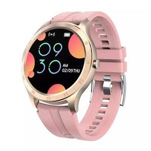 S20 relógio inteligente IP67 Waterproof mensagem de envio do sono Monitor de oxigênio no sangue Medida completa Touch Screen Homens Mulheres inteligente Pulseira