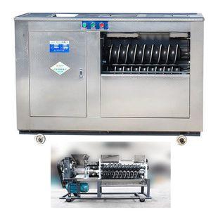 220V commercial en acier inoxydable pain cuit à la vapeur Machine de fabrication de pâte sphérique machine automatique de pain cuit à la vapeur formant la machine