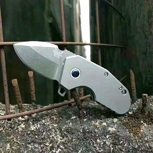 Benchmade 756 M390 tattica autodifesa EDC pieghevole coltello da tasca campeggio della lama di coltelli da caccia del regalo di natale Adker per l'uomo