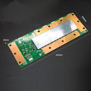 4S12V150A smart bluetooth BMS LiFePO4 spia di controllo della temperatura della batteria BMS 150A equilibrato 4S150A LiFePO4 bms intelligenti