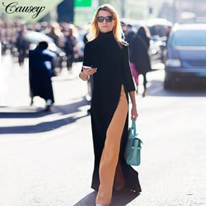 Dubaï islamique vêtements robe musulmane femmes automne fantaisie Abaya tricoté longue robe causale caftan robe turque plus la taille marocaine