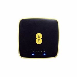 150Mbps 4G bolso WiFi Hotspot com o cartão SIM Suporte Slot LTE FDD B3 B7 B20 Com 5150mAh bateria para Alcatel EE60