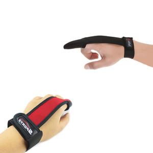 2pcs anti glissement un doigt gants de pêche pêcheurs gants de pêche doigts protecteur sport respirant gants de pêche accessoires de pêche
