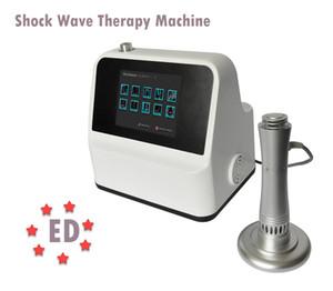 onda d'urto portatile per il trattamento di apparecchiature ED fisioterapia massaggiatore onde d'urto radiali Terapia del dolore sollievo corpo macchina