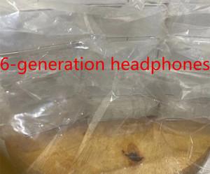 OEM qualité dans l'oreille filaire casque Avec 3.5MM télécommande et micro casque i5 i6 plus avec Retail Box