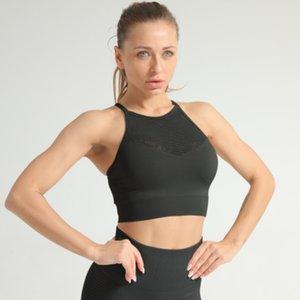 Women Sports Bra Tops High Impact for Fitness Yoga Running Top SportsWear Yoga Tops Sports Push Up Bra