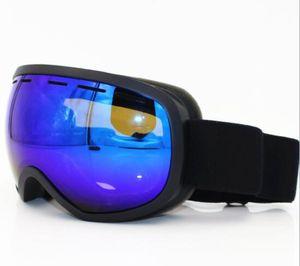 Hot Eyewear double couche surface anti-buée revêtement Revo grande sphère double couche lunettes de ski anti brouillard hommes myopie carte femmes gros yakuda