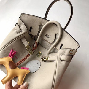 Designer-moda bolsas em bolsas mulheres designer sacos lichia padrão H B de luxo bolsa de 25 centímetros 30 centímetros 35 centímetros bolsas