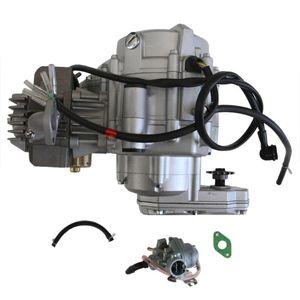 4 Stroke 35cc Engine Motor Kit Electric Start + 14m Carburetor For Mini ATV Quad Go Kart Buggy Cheet