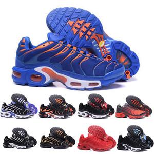 PLUS TN Triplo Mens Womens ULTRA Running Shoes preto branco do vermelho dos corredores dos homens Trainers qualidade superior respirável Sneakers Tamanho 40-45