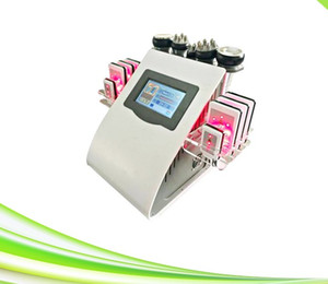 6 en 1 spa professionnel aspirateur butt lifter ultrasons cavitation rf levage lipolaser minceur lipo laser machine