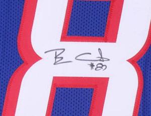 벤 코 티스는 친필 사인 유니폼 셔츠 signaturer signatured은 Signed