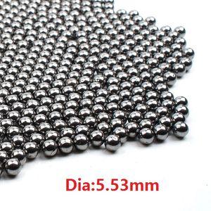 1 kg / lot stahlkugel dia 5,53mm kohlenstoffstahlkugeln lager präzision g100 kostenloser versand durchmesser 5,53mm