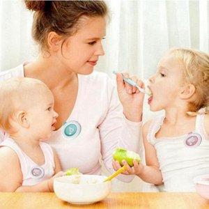 Tragbare Anti-Moskito-Buckle Insect Repellent Clip Badge Anti-Moskito-Karikatur-nette für Baby-Moskito-Repellent-Knopf HHA1261