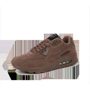 hommes roses chaussures de sport souffle confort chaussures homme troupeau air hommes de chaussures de marque lumière chaussures simples de poids Retro Dropship