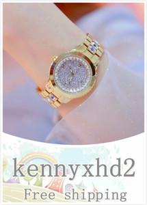 New fashion trend wild watch high-end chain watch full diamond brand women's watch