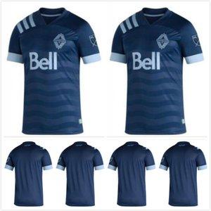 MLS Vancouver Whitecaps 2020 jerseys ausentes del fútbol 2021 INBEOM 4 FELIPE 8 9 Ardaiz MONTERO 12 REYNA 29 ALIADNAN 53 camiseta de fútbol CAMISETAS