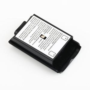 배터리 구획 팩 커버 쉘 쉴드 배터리 케이스 키트 X 박스 360 무선 컨트롤러 콘솔 게임 패드 도매에 대한