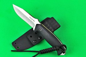 Hunter D2 blade straight fixed blade knife tactical self defense edc knife collection hunting knives xmas gift fox02083