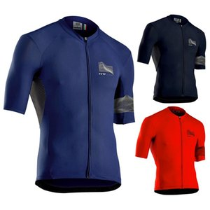 Summer MTB Cycling Short Sleeves Jersey Clothing 2019 Men NW Bike Jersey Bicycle Shirts Team Bike Maillot Pro Cycling Jerseys