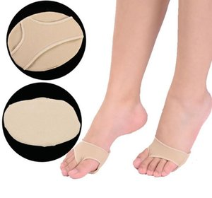 2019 In Stock Fabric Gel Metatarsal Pads Ball Of Foot Gel Pads Cushions Super Soft Hot