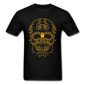 Adventure Time Jake Finn Skull Instinct O Neck T Shirts 3D Skull ostern Day Men Tshirt 100% Cotton Casual T-Shirt New