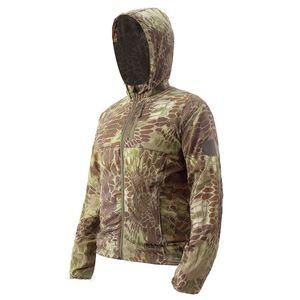 ESDY на открытом воздухе тактика солнцезащитный крем одежда мужской кожи питона камуфляж скорость делать Велоспорт одежда мужчины