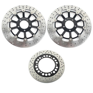 BIKINGBOY For GTR 1000 ZG 1000 94 95 96 97 98 99 2000 2001 2002 2003 2004 2005 2006 Front Rear Brake Discs Disks Rotors