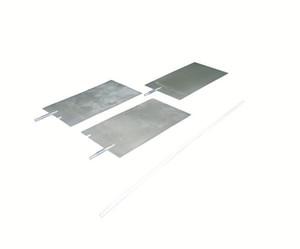 MMO titane anode maille avec revêtement iridium prix compétitif Professionnel électrode électrode d'anode en titane revêtu de platine