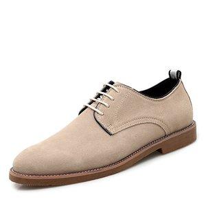 남성 크기를 들어 EU 38-44 EUDILOVE 전체 곡물 가죽 비즈니스 남성 정장 신발 특허 가죽 옥스포드 슈즈는 9901을 *