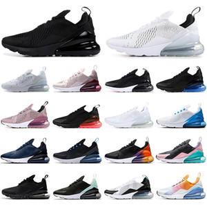 Nike air max 270 2020 buenos hombres de calidad zapatos corrientes reaccionar deportes para hombre ROSA caliente ponche Tiger zapatillas de deporte los US5.5-11
