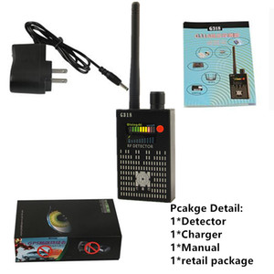 كاشف محمول G318 اللاسلكية RF الكاشف إشارة CDMA الكاشف إشارة حساسية عالية الكشف عن عدسة الكاميرا GPS محدد جهاز مكتشف الولايات المتحدة / الاتحاد الأوروبي