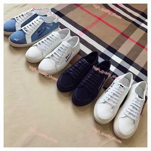 Xshfbcl 2020 new lussuoso Cotton canvas little white causal shoes progettista slp lace up top quality causal unisex shoes