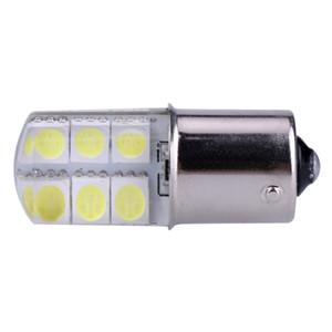 10PCS 1156 COB Led Car Light P21W BA15S 1156 5050 Smd 6 Led Brake Turn Signal Light Bulb Crystal Lamps Led 12V Car Accessories