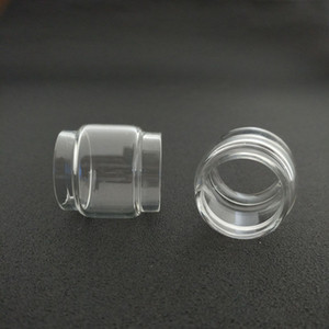 Erweiterte Birne Fat Boy Ersatzblase Pyrex Glasrohr für SMOK Vape Stift nord 19 22 Priv N19 2 ml 3,6 ml Kit fatboy