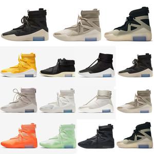 2021 qualidade superior rei homens mulheres sapatos medo de deus sapatos casuais para tênis treinadores fogos de nevoeiro spruce x sa raid botas luz