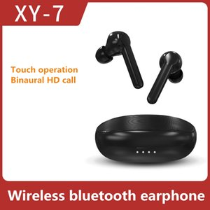 Hot sale wireless Bluetooth earphone binaular true tws smart touch noise reduction call lasting life wear comfort