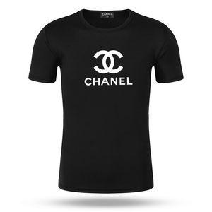 Mens T-shirt SEASON 3 I feel like G Tee short Sleeve o-neck Shirt CII Letter Print Sportwear