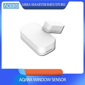 Xiaomi AQara inteligente ventana de la puerta del sensor ZigBee de la conexión inalámbrica de trabajo multiusos Con Xiaomi casa inteligente Mijia / Mi principal de la aplicación