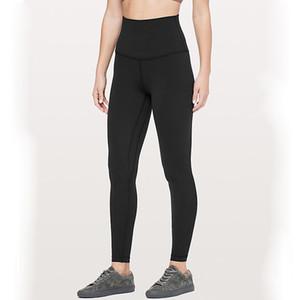 pantalons de yoga pour les femmes taille haute leggings Collants running Vêtements de sport Sport Gym Fitness Pantalons rapide sport sec pour femmes