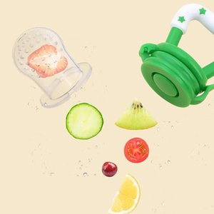 Fresh Food Nipple Baby Pacifiers Nibler Fruit Vegetable Feeder Nipples Feeding Safe Nipple Pacifier Nibbler Feeding Tool
