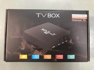 Dual wifi MXQ pro 2,4 g / 5-GHz-Dual-WiFi Rockchip rk3229 android 7.1 os 1gb 8gb 16gb 2gb 4k mx TV-Box