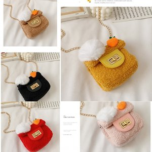 Children's messenger Pendant chain messenger mini decorative coin purse 2020 cute diagonal bag all-match pendant chain shoulder bag