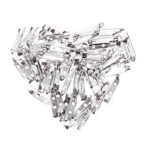 200 pezzi Bulk Safety Pin Catch Bar Pins Artigianato da cucito fai da te Ciclismo Sport Safety Pins Aghi assortiti dimensioni