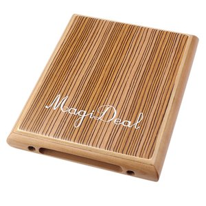 Compact Travel Box Drum Cajon Flat Hand Drum Percussion Musical Instrument, 23.5 x 30 x 4.5cm