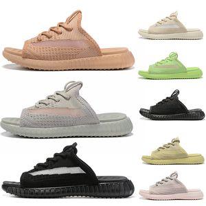 slipper Donna Uomo Designer scivoli infradito Pantofole di alta qualità ANTLIA Glow Clay Lundmark Hyperspace Venom Mens Beach Shoes Donna Sandali