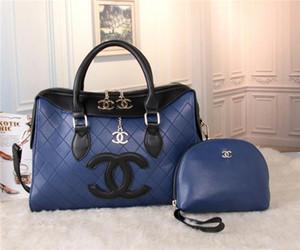 4DCFXZAXZHot Verkauf der neuesten Art Frauen Messenger Bag Totes Taschen Lady Composite-Beutel-Schulter-Handtasche Pures A189