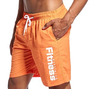 JOCKMAIL Mens Swimwear Swim Shorts Trunks Praia Board Shorts Natação Calças Curtas Trajes de banho dos homens shorts Sports surffing