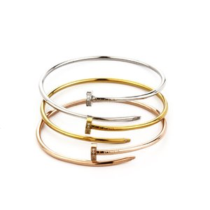 S925 prata esterlina parafuso clássicos únicas mulheres ouro projeto abertura casal pulseira de melhor qualidade no atacado dom de luxo marca de jóias