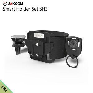 JAKCOM SH2 Smart Holder Set Hot Sale in Cell Phone Mounts Holders as antena tv cell phone rings key holder